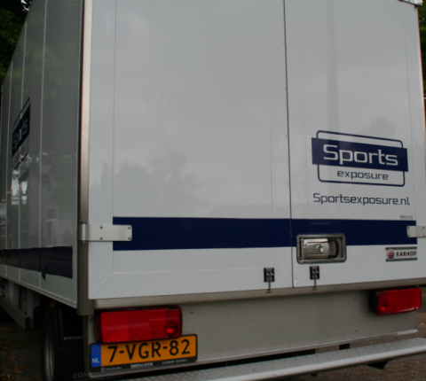 Logistiek, transport en opslag | Sportsexposure